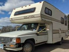1991 Toyota Dolphin V6 Auto Motorhome For Sale in Golden, CO Havanese Full Grown, Toyota Dolphin, Snow Chains, Colorado City, Class C Rv, Cab Over, Forest Service, Picture Search, Motorhome