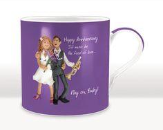 Holy Mackerel's One Lump or Two mugs, available from Lesser & Pavey. www.leonardo.co.uk