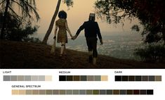Spike Jonze Week I'm Here, 2010 Cinematography: Adam Kimmel By MoviesinColor Movie Color Palette, Palette Art, Colour Pallette, Movies In Color, Spike Jonze, Digital Film, Mood And Tone, Cinematic Photography, Mood Colors