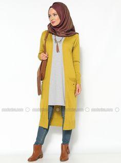 Sleeveless Tunic - Grey - Everyday Basic