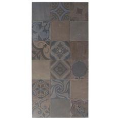 Terracotta Fredda Porcelain Tile - 24in. x 24in. - 100196351 | Floor and Decor