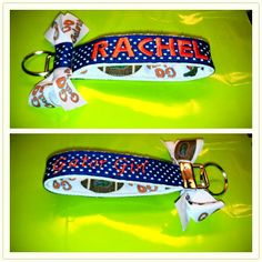 http://www.facebook.com/pages/Nicoles-Nametapes/313420668677330?ref=hl#!/pages/Nicoles-Nametapes/313420668677330 #gator girl #gators #keychain