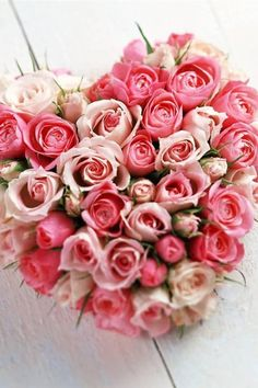 Pretty Petals ❀ :: Heart of Roses
