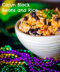 It's Mardi Gras or Fat Tuesday as it's commonly known! Time to party it up Carnivale-Style before abstaining from certain fatty foods, drink and habits during the six weeks of Lent. I'm a novice when it comes to creole and cajun style cooking as I didn't grow up in the south and my family didn't ...