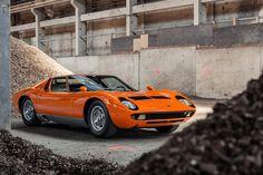 Lamborghini Miura S   Future Photography