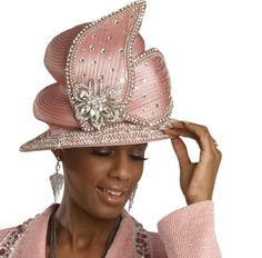 Special Occasion Womens Hat by Donna Vinci