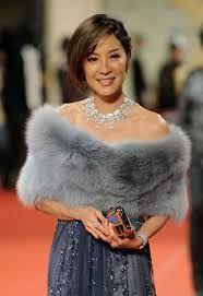 **** Michelle Yeoh ****