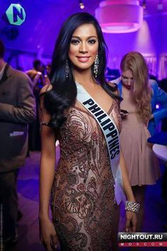 Miss Universe 2013 - Philippines Ariella Arida