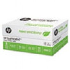Papers: EcoFFICIENT Paper, 92 Brightness, 16lb, 8 1/2 x 11, White, 5000 Sheets/Carton