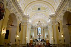 Chiesa di San Giuseppe, navata centrale - Vibo Valentia