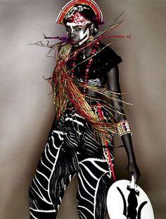 Ebony Tribaltography: Biki John's 'Zula' is a Celebration of Exotic Extremes