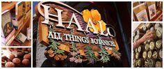 HAALo, All things botanical, Herbal shop and gifts, photos by Kathy Frey, giveaway on the Outside Inn's blog, http://outsideinn.com/blog/haalo-nevada-city.htm/
