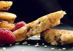 Quinoa Pancakes blw Breakfast Frühstück 2