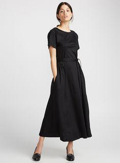 Jersey dress | Lemaire | Lemaire | Simons