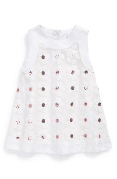 Luli  amp  Me Sequined Sleeveless Dress (Baby Girls) available at  Nordstrom  Baby 490a64ce6a5