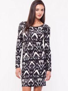 4cdc7f7c8e VERO MODA Tie Dye Pattern Dress buy on koovs Pattern Dress