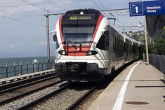 Exclusive: The editors of Europe by Rail prescribe the ideal Interrail itinerary for 12 countries in a month Scenic Train Rides, Train Service, Lake Geneva, Train Journey, Central Europe, Stunning View, European Travel, Alps, Small Towns