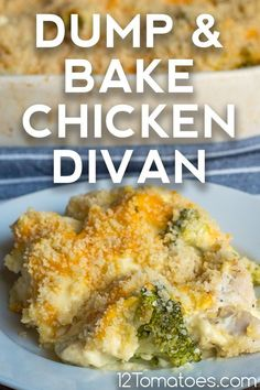 The oven does all the work here. Quick Dinner Recipes, Easy Recipes, Easy Meals, Cooking Ideas, Food Ideas, Cooking Recipes, Baked Chicken, Chicken Recipes, 12 Tomatoes Recipes