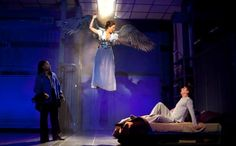 Angels in America, by Tony Kushner, at the World Stage NYC, fall 2010