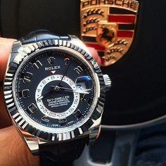 Rolex Sky Dweller 326139 at HK$223,800 - www.CelebrityStyle.com.hk