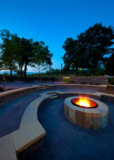 Picture yourself having a glass of wine around the fire at this winery!