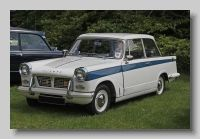 Triumph Herald 1200 1970 front - Triumph Herald 1200 One of the final Triumph Herald 1200 cars. The 1200 continued to be sold alongside the model from Classic Motors, Classic Cars, Triumph Motor, Old Sports Cars, Car Museum, Love Car, Old English, Vintage Cars, Cool Cars