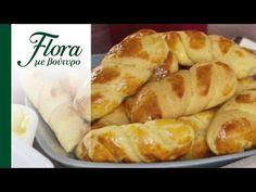 Κουλουράκια | Flora με βούτυρο - YouTube Flora, French Toast, Baking, Breakfast, Kai, Youtube, Morning Coffee, Patisserie, Bread