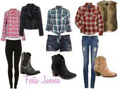 look festa junina - Pesquisa Google