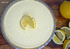 Frozen {No Bake} Lemonade Pie