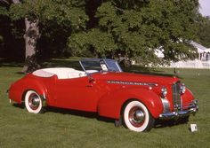 1940 Packard Darrin Convertible Victoria ★。☆。JpM ENTERTAINMENT ☆。★。
