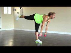 40 Weeks of Fitness: Prenatal Workout Series with Lauren Huber (Video 2 of 4)
