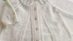 Yakadan Başlama Kahve Çatlağı Örneğinde Kloş Hırka Yapımı. 2 .3 yaş. – Örgü resimli anlatımlı örgü sitesi Baby Knitting Patterns, Sweaters, Fashion, Knit Jacket, Knitting Patterns Baby, Breien, Moda, Fashion Styles, Sweater