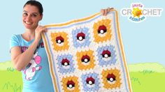 It's an Applique! it's a Granny Square! It's two awesome projects in one! Grab…