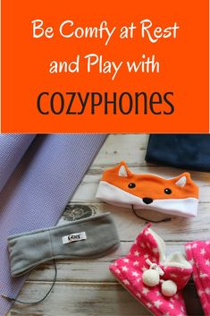 See how to make rest and play even more comfortable in our review of CozyPhones!