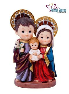 Fondant Figures, Holy Family, Cute Dolls, Baby Crafts, Biscuit, Sculpting, Polymer Clay, Sculptures, Banner