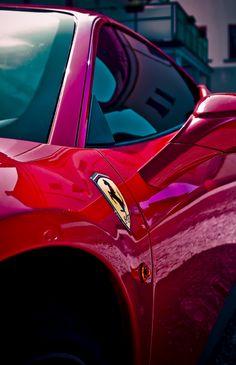 Uno de los perfiles más bellos que he visto Ferrari 458 Italia