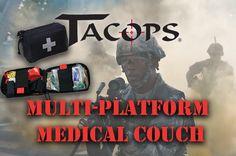 TACOPS® Multi-Platform Medical Pouch