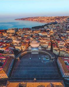 Naples Italy #city #cities #buildings #photography