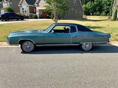 Gm Car, Chevy Muscle Cars, Chevrolet Monte Carlo, Old School Cars, Older Models, Home Team, Old Cars, Hot Wheels, Luxury Cars
