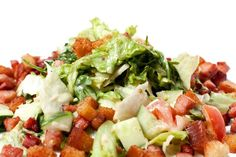Asian Chicken Salad #Recipe