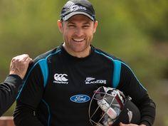 Brendan McCullum of the New Zealand Blackcaps cricket team