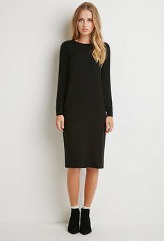 Classic Midi Dress - Shop All - 2000141877 - Forever 21 EU English