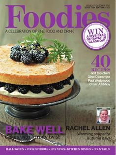 Foodies Magazine - October 2013