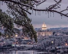 West Virginia State Capitol Building, Charleston, WV.