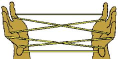 cat's cradle variations from all around the world