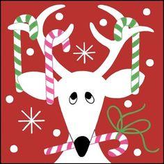 Reindeer - By: Stephanie Stouffer