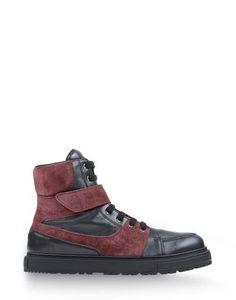 Suede boots - KRIS VAN ASSCHE