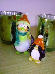 kerst pinguins