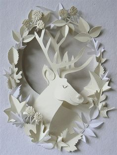 stag. simply paper love... by catrulz