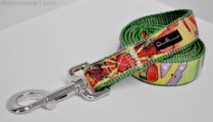 """""""Steal Your Heart"""" leash by Dean Russo Art. AVAILABLE NOW ~"""